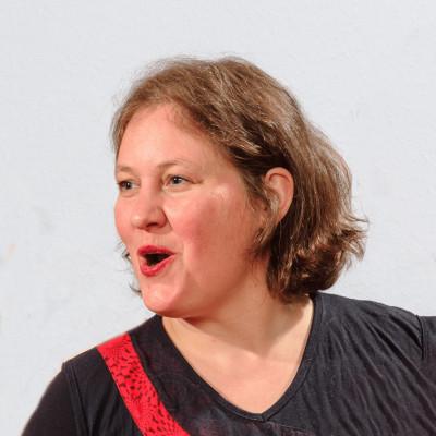 Anke Wiebersiek-Portrait
