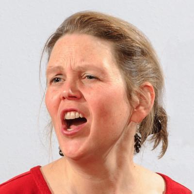 Christine Scherf-Portrait